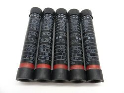 15x Homac Insulated Service Entrance Compression Splices X1n 302 Black Red