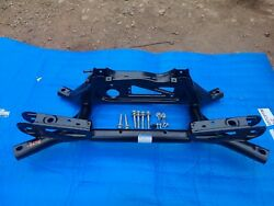 07-17 Jeep Compass/patriot And Dodge Caliber Oem Rear Crossmember/subframe 4x2
