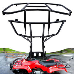 Front Carrier And Front Bumper Set For Honda Trx 250 Trx250 Recon 250 2005-2016