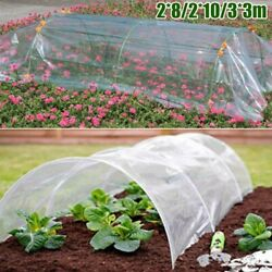 Clear Plastic Greenhouse Film Garden Cover Plastic Covering Sheet Uv Resistant