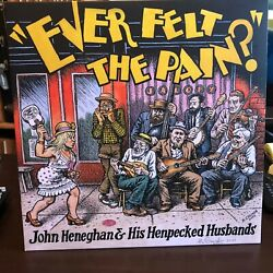 Signed R Crumb Cover Ever Felt The Pain New Lp Sealed Poster Colored Vinyl