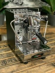 Sab Alice With Hot Water Tap 1 Group Brand New Black Espresso Coffee Machine
