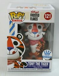 Funko Pop Shop Exclusive Tony The Tiger Frosted Flakes Vinyl Figure 121