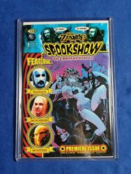 Rob Zombie's Spookshow International 1 Comes In Toploader Combine Shipping Ava
