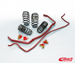 Eibach Pro Plus Kit Springs – Sway Bars For 2018-2021 Ford Mustang Ft Coupe S550