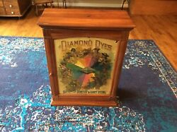 Diamond Dyes Dye Cabinet - Evolution Of Woman - Country Store