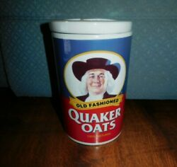 Quaker Oats 120th Anniversary 1877-1997 Limited Edition Cookie Jar / Canister 9