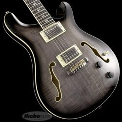 Paul Reed Smith Se Hollowbody Ii Charcoal Burst Electric Guitar