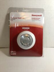 Honeywell Ct87n Round Non-programmable Thermostat Heating And Cooling New