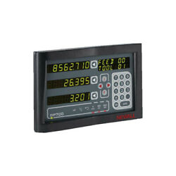 Newall Dp700 Three Axis Digital Read Out Display Console
