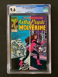 Kitty Pryde And Wolverine 1 Cgc 9.6 1984