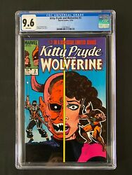 Kitty Pryde And Wolverine 2 Cgc 9.6 1984