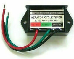 Brand New Leisure Electronics Lws-m Boat Livewell Aerator Pump Timer Module New