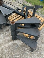 Spiral Cast Iron Staircase - Used/vintage