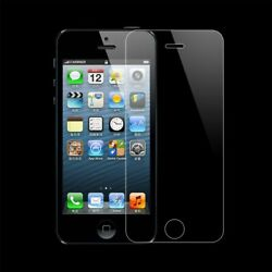 Tempered Glass Film Screen Protector 4.0 For Iphone 5 5s 99.9 Film New Good