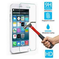 Tempered Glass Film Screen Protector  4.7 0.3mm Apple Hd New Generation