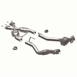 Magna-flow Exhaust Products 337338 Catalytic Converter Fits 86- 93 Mustang