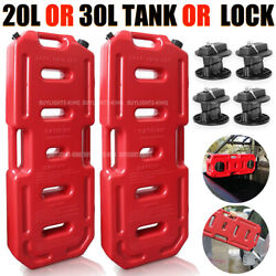 20l/30l Oil Fuel Gas Storage Je Rry Tank Can Or Lock Container Atv Suv Motor Rzr