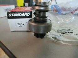 Standard Sdn3a Starter Drive Fits Detomaso American Motors Ford Jeep Lincoln Nos