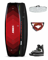 Jobe Wakeboard Jobe Logo Wakeboard 138 And Maze Fixations Paquet Support