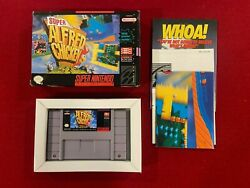 Alfred Chicken for the Super Nintendo SNES No Manual Tested