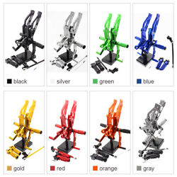 Racing Rearset Footpeg Arm Gear Shift Pedal Lever For Grom Msx125 2012-2015 Type