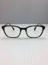 Oliver Peoples Maxton Coco2 Glasses Wellington Beckou Pattern Clr 50 19-140 Used
