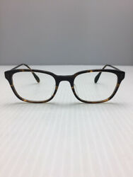 Secondhand Oliver Peoples Maxton Coco2 Glasses Wellington Beckou Pattern Clr 50