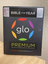 Glo The Bible For A Digital World, Premium, 3 Discs Mac And Pc Cd-rom