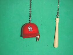 Mlb Helmet Ceiling Fan Pull Chain Set. Pick Your Team And Chain Color