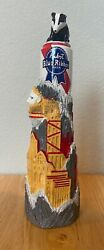 Pabst Blue Ribbon Badger State Tap Handle - Limited Edition Very Rare - New
