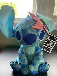 Stitch Crashes Disney Plush The Little Mermaid 🔥🔥in Hand Ships Now🔥🔥