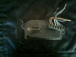 1980-84 Cadillac Deville And1980-1989 Fleetwood Ac-heater Blower Motor Resistor