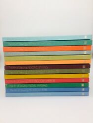 The Art Of Sewing Time Life Books 1975 Lot Of 13