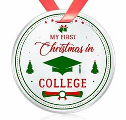 Elegant Chef First Year Of College Christmas Ornament- My First Christmas In ...