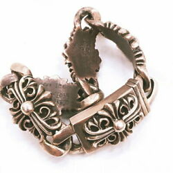 / Keeper Bracelet Link About 102g Brand Accessories Mens Stylish 925 Present