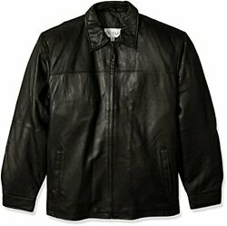 Excelled Men's Big And Tall New Zealand Lambskin L - Choose Sz/color