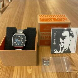 Seiko [limited Edition] Andy Warhol Gun Excellent 512