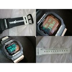 Casio G-shock Gw-m5610th The Hundreds Collaboration 30 Anniversary Good 157f