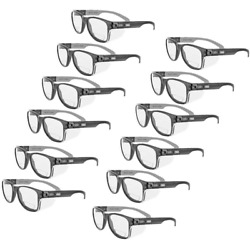 Magid Y50bkafc15 Iconic Y50 Design Series Safety Glasses With Side Shields | Ans