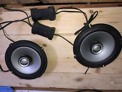 Infinity Kappa 65.2i Coaxial Speaker Pair Mint Condition Great Sound