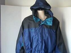 Columbia Sportswear Co Mens Xl 2 In 1 Winter Coat Lineing Comes Out