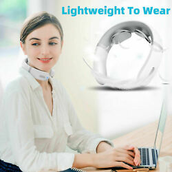 Electric Body Cervical Neck Pulse Massager Muscle Shoulder Relax Relieve Pain Us