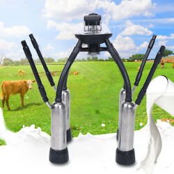 240cc Cow Milking Machine Cluster Teat-cups Milker Claw Collector Tool Accessory