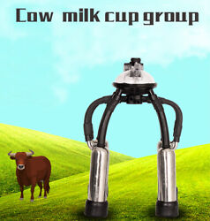 240cc Cow Milking Machinemilker Claw Cluster For Milking Machine 4ss Teat-cups