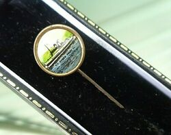 Shipping Lapel Badge Or Brooch Or Stickpin Cunard Steamship Company - Queen Mary
