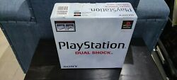 Sony Playstation 1 Console Brand New - Factory Sealed - Rare