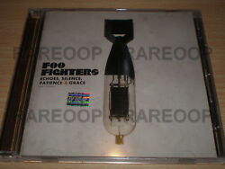 Echoes Silence Patience And Grace Foo Fighters Cd, 2007, Sony Made In Argentina