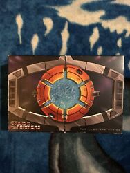 Transformers The Complete Series Dvd, 16-disc 25th Anniversary Matrix Edition