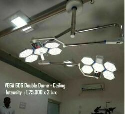Ot Surgery Room Light Examination And Surgical Operation Theater Light 6+6 Veego